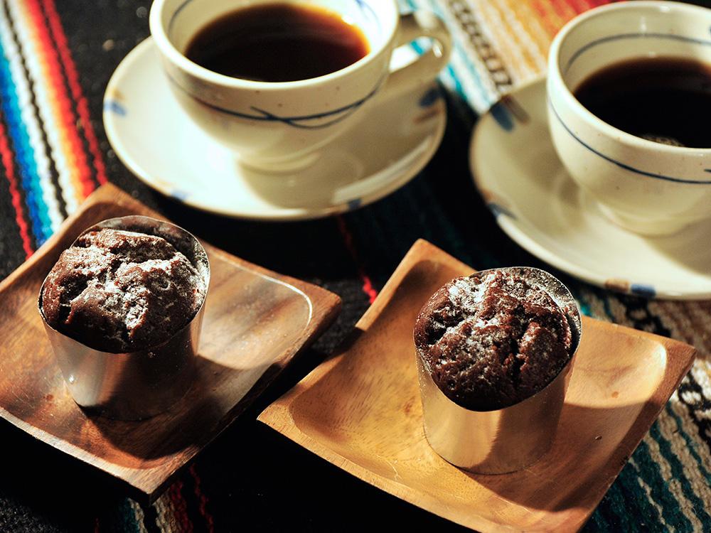 コーヒー&ショコラ