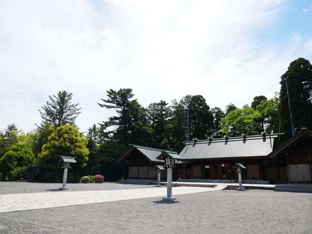 石川護国神社(石川県金沢市)