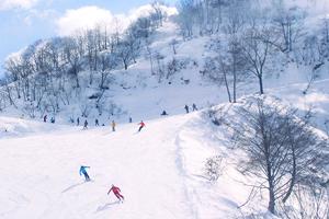 西日本でスキー場から近い宿をお探しなら【一里野高原ホテルろあん】
