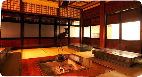 "Traditional Charcoal Grill Restaurant ""Yasuke-Don"""